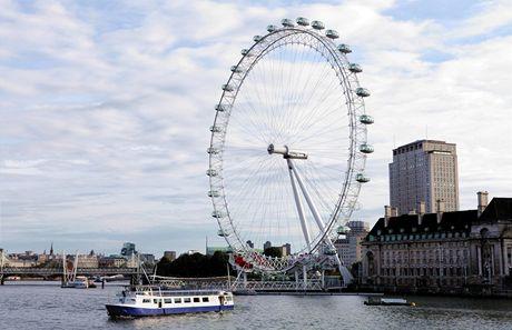 Londýnské oko, nová dominanta města