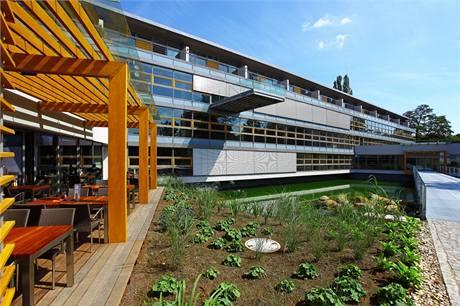 Administrativní centrum Vinice. Titul - Stavba roku 2010