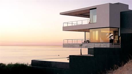 Luxusní vila s bazénem od architektonického studia Saota z Jihoafrické republiky