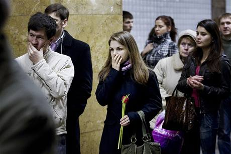 Moskevské metro po teroristickém útoku a