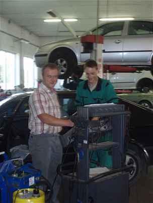 Škoda autoservis Soběslav