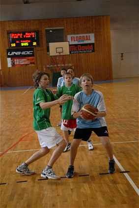 Sportovní centra Prahy 4