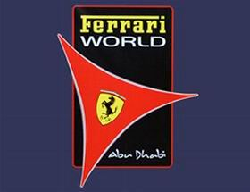 logo Ferrari World Park