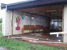 Mateřskou školu v Raspenavě po povodni nařídil statik zbourat.