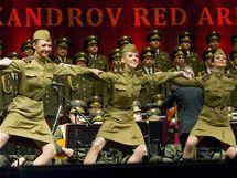 Koncert Alexandrovců v Plzni 4.10.2010
