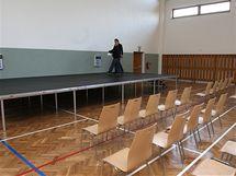 Nové kulturně-sportovní zařízení v Plzni-Malesicích