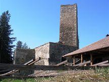 Hrad Orlík u Humpolce