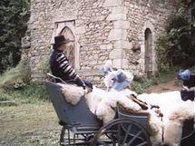 Záběr z filmu Jak se budí princezny