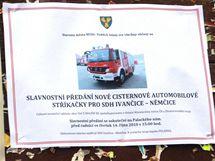 Městská policie Ivančice vylepuje plakáty