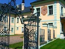 Manětín, zámek
