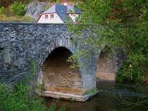 Rabštejn nad Střelou, kamenný most