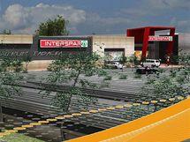Tak bude podle projektu vypadat prostor po bývalé tabačce v Novém Jičíně.