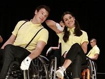Ze seri�lu Glee
