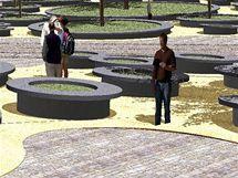 Vizualizace parku Kociánka