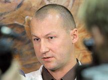 Chirurg Pavel Kurial.