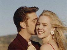 Beverly Hills 90210 - Brandon a Kelly