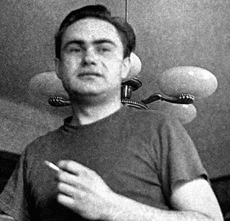 Jiří Černohlávek v padesátých letech