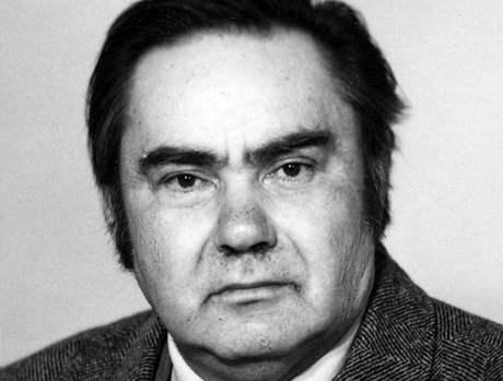 Jiří Černohlávek v osmdesátých letech