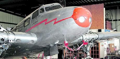 Legendární letoun Electra se do Česka vrací po 71 letech.