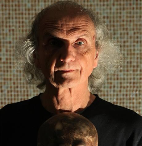 Antropolog Jaroslav Malina