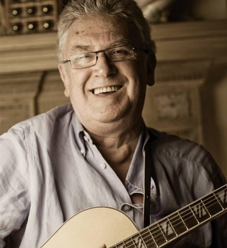 Kytarista Jim Mullen