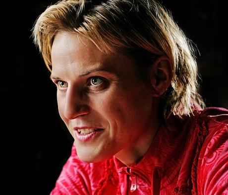 Basketbalistka Hana Horáková - kapitánka českého stříbrného týmu na MS 2010