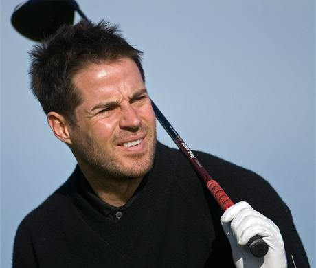 Jamie Redknapp, Alfred Dunhill Links Championship 2010.