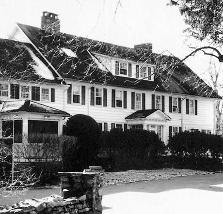 Původní podoba domu
