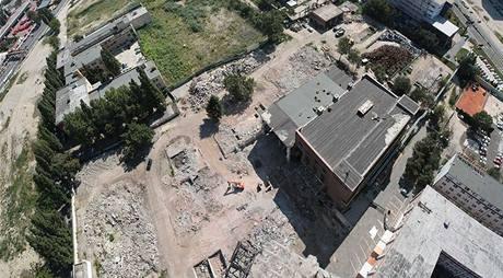 Penta získala pro stavbu pozemky v Zóně Čulenova od Bratislavské teplárenské letos na jaře