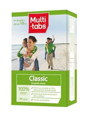 Multi-tabs Classic