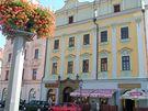 Cena Hanuše Zápala - Rekonstrukce měšťanského domu č.p. 105, nám Republiky 12, tzv Scriboniovský dům (Valdštejnský) – SUDOP Projekt Plzeň