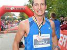 Běh Vokolo Príglu - triatlonista Filip Ospalý. (16. říjen 2010)