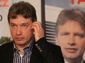 Primátor Brna Roman Onderka sice volby ve městě vyhrál, ale koalici sestavit nemusí.