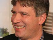 Spokojený primátor Brna Roman Onderka (ČSSD)
