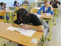 Státní maturita na třebíčském gymnáziu
