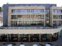 Hotel Alexandria v Luhačovicích