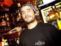 Felipe z La Casa Blů.