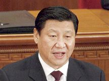 Čínský vicepremiér Si Ťin-pching.