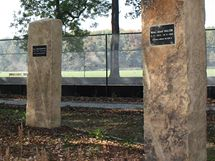 Park Jiřího Potůčka v Pardubicích
