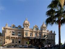 Azurové pobřeží, kasino Monte Carlo