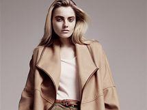 Podzimní bundy a kabáty