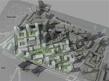 Projekt Čulenova nabídne 150 tisíc metrů čtvereční užitné plochy