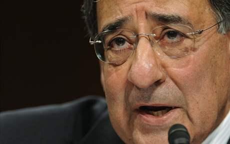 Šéf CIA Leon Panetta