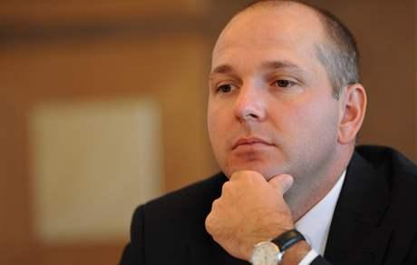 Miroslav Holub, nehrající kapitán českého týmu na MS 2010.
