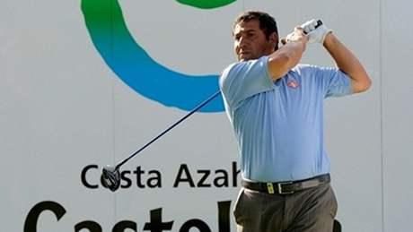 Ricardo Gonzalez, Castello Masters, 1. kolo
