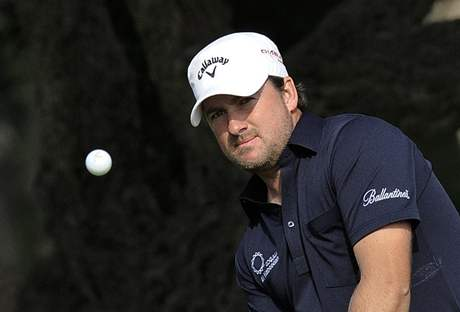 Graeme McDowell, první kolo Andalucia Masters