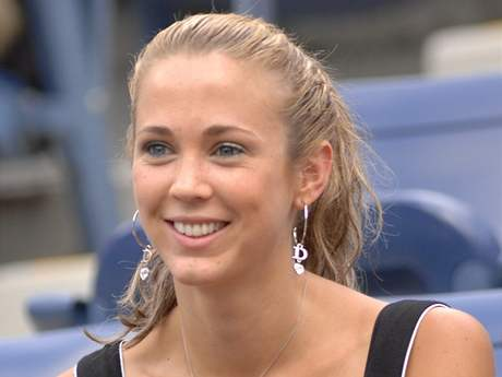 Manželka tenisty Lleytona Hewitta Rebecca
