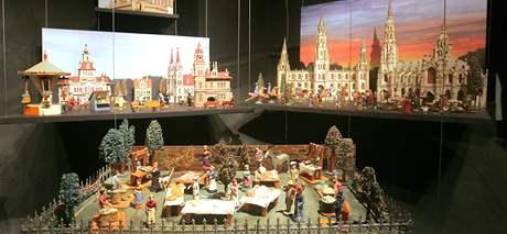 Nově otevřené muzeum hraček v saském Annabergu - Buchholzi.