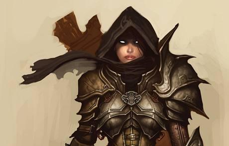 Poslední odhlaená postava nového Diabla - Demon Hunter