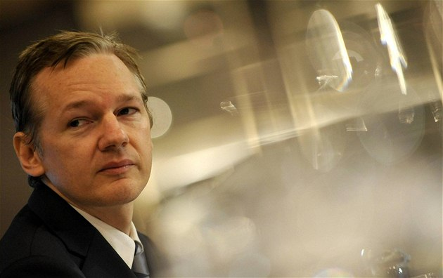 Julian Assange (2. �íjna 2010)